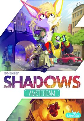 Shadows of Amsterdam (Greek)