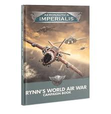 Aeronautica Imperialis Rynn's World Air War Campaign Book