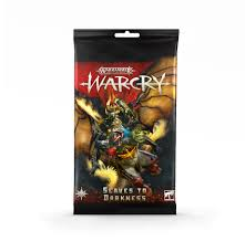 Age Of Sigmar: Warcry Slaves To Darkness Card Pack
