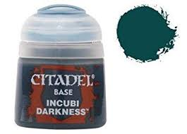 Base: Incubi Darkness (12ml)
