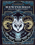 Icewind Dale: Rime of the Frostmaiden - Alt Cover Book