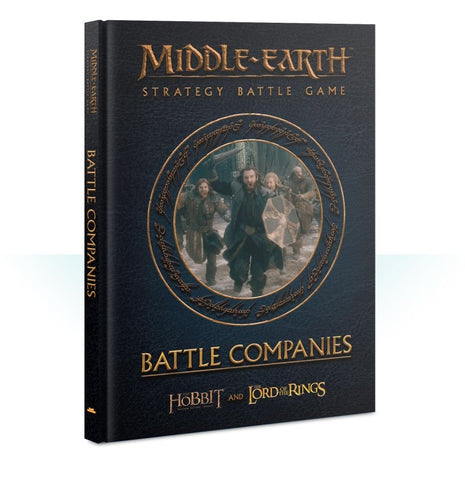 Middle-Earth Strategy Battles Game: Battle Companies (English)