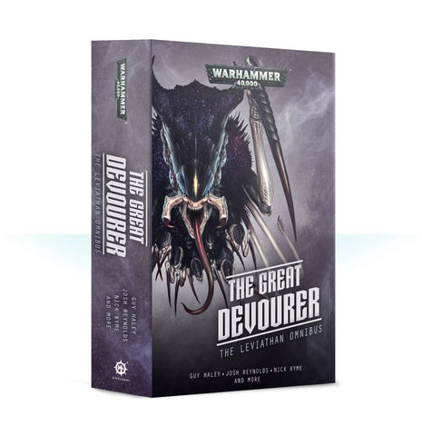 The Great Devourer: Leviathan Omni. (Paperback)