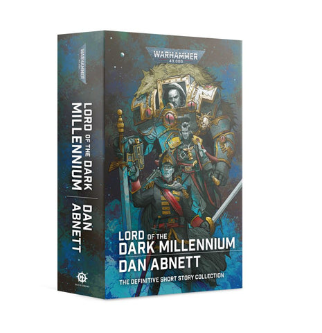 Lord Of The Dark Millennium (Paperback)