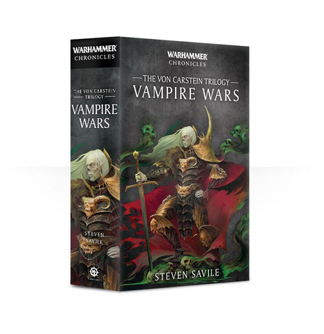 Vampire Wars:The Von Carstein Trilogy  (Paperback)