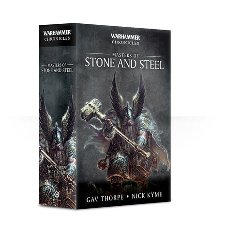 Warhammer Chronicles: Masters Of Steel And Stone (Paperback)