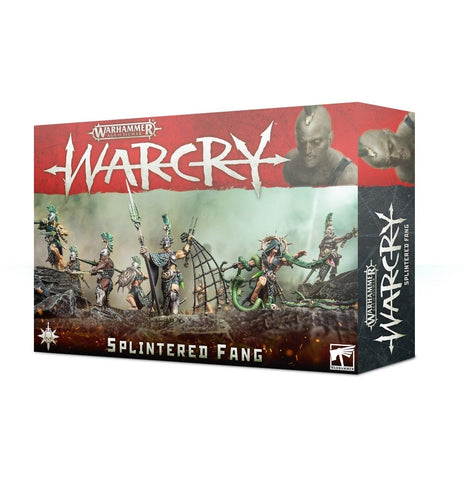 Age Of Sigmar: Warcry The Splintered Fang