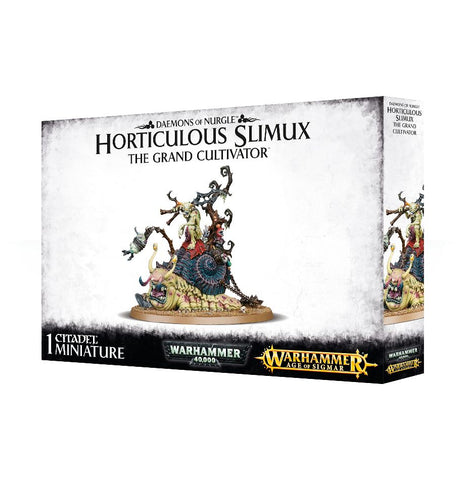 Daemons of Chaos Horticulous Slimux
