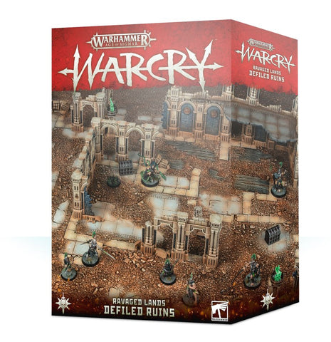 Age Of Sigmar: Warcry Defiled Ruins