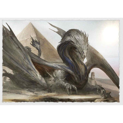 Dragon Shield Sphinx Dragon Art-Matte 100-Ct