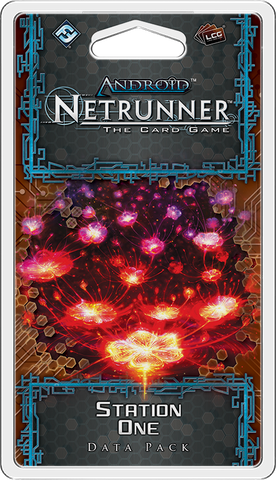 Android: Netrunner - Station One  Data Pack