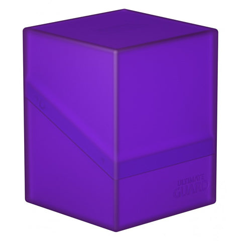 Ultimate Guard Boulder 100+ Deck Case Amethyst