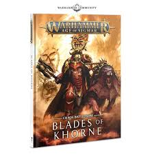 Battletome: Blades Of Khorne (Hardback) (English)