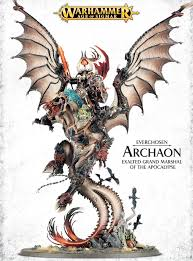 Archaon Exalted Grand Marshal of Chaos