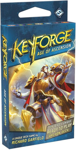 Keyforge Age of Ascension Archon Deck