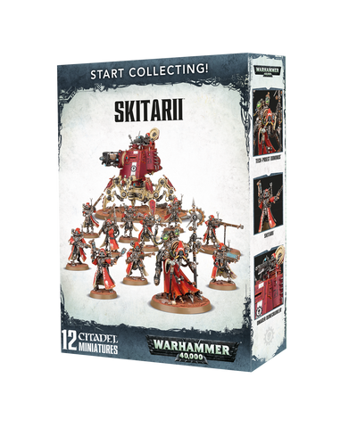 Start Collecting! Skitarii