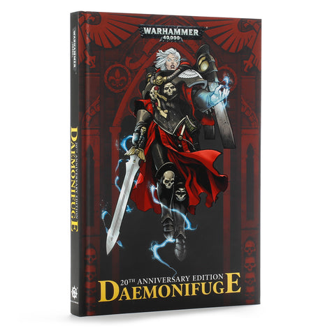 Daemonifuge Graphic Novel (Hardbck)