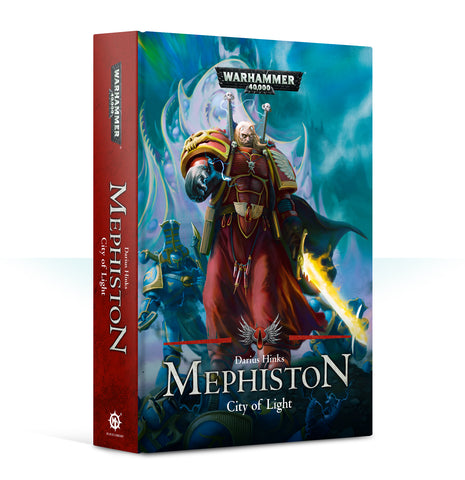 Mephiston: City Of Light (Paperback)