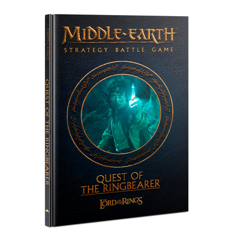 Middle-Earth Strategy Battles Game: Quest Of The Ringbearer (English)