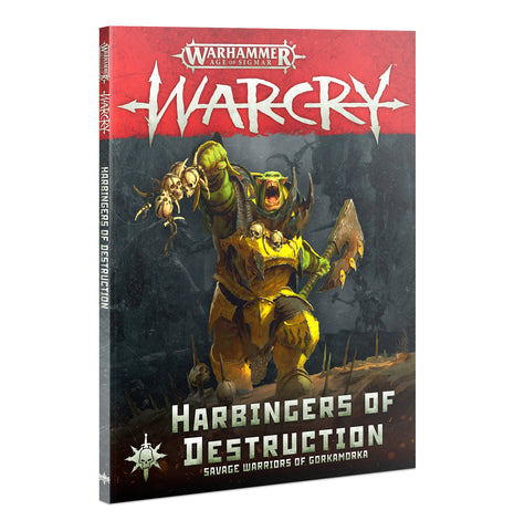 Age of Sigmar: Warcry Harbingers Of Destruction (English)