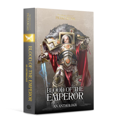 Primarchs: Blood Of The Emperor (Hardback)