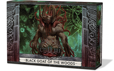Cthulhu Death May Die: Black Goat Of The Woods Expansion