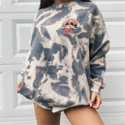 Casual Long Sleeve Printed Sweatshirt RY53
