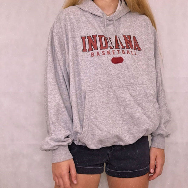 Womens Casual Retro Sweatshirt RY53