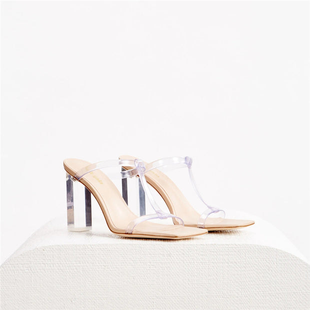 Fashion Square Toe Sandals