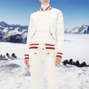 Fashion two-piece suit for ladies ski suits