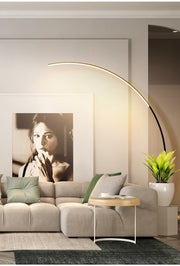 Column Led Floor Lamp Modern Standing Lamp Simple Floor Lamps for Living Room Foyer Beside Lamp 25W Floor Light Fixture