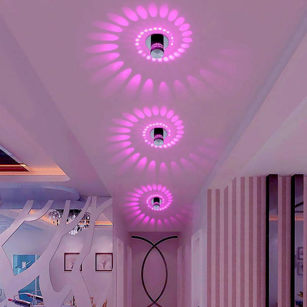 Modern LED Ceiling Light for Art Gallery Decoration Front Balcony lamp Porch light corridors Light Fixture