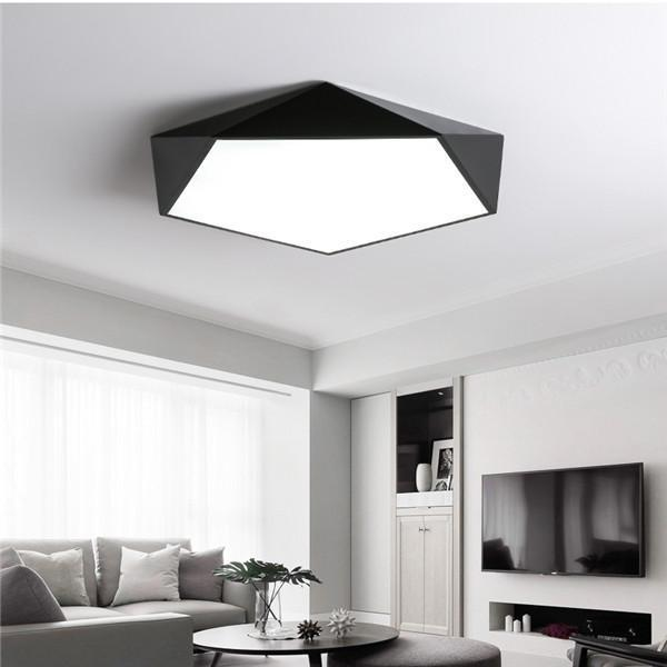 Ceiling Lights Modern Lamp Nordic Simple Bedroom Living Room Lighting Lixtures for Children's Room Lighting Kitchen Study