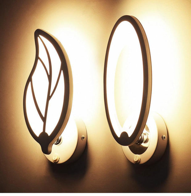 Wall Lamps Sconce With Switch Bedroom Home Modern Bathroom Indoor Lighting Wall Sconces luminaire Stairs LED Wall Lights