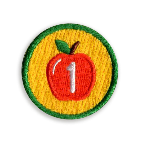 Merit Patch Awards For Grown Ups And Little People - a Unique gift and original gift from Auntie Mims ideal for Christmas