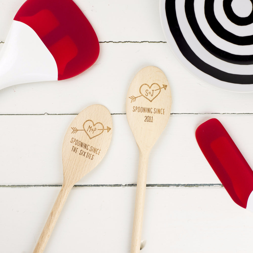 Personalised Love Spoon - Auntie Mims