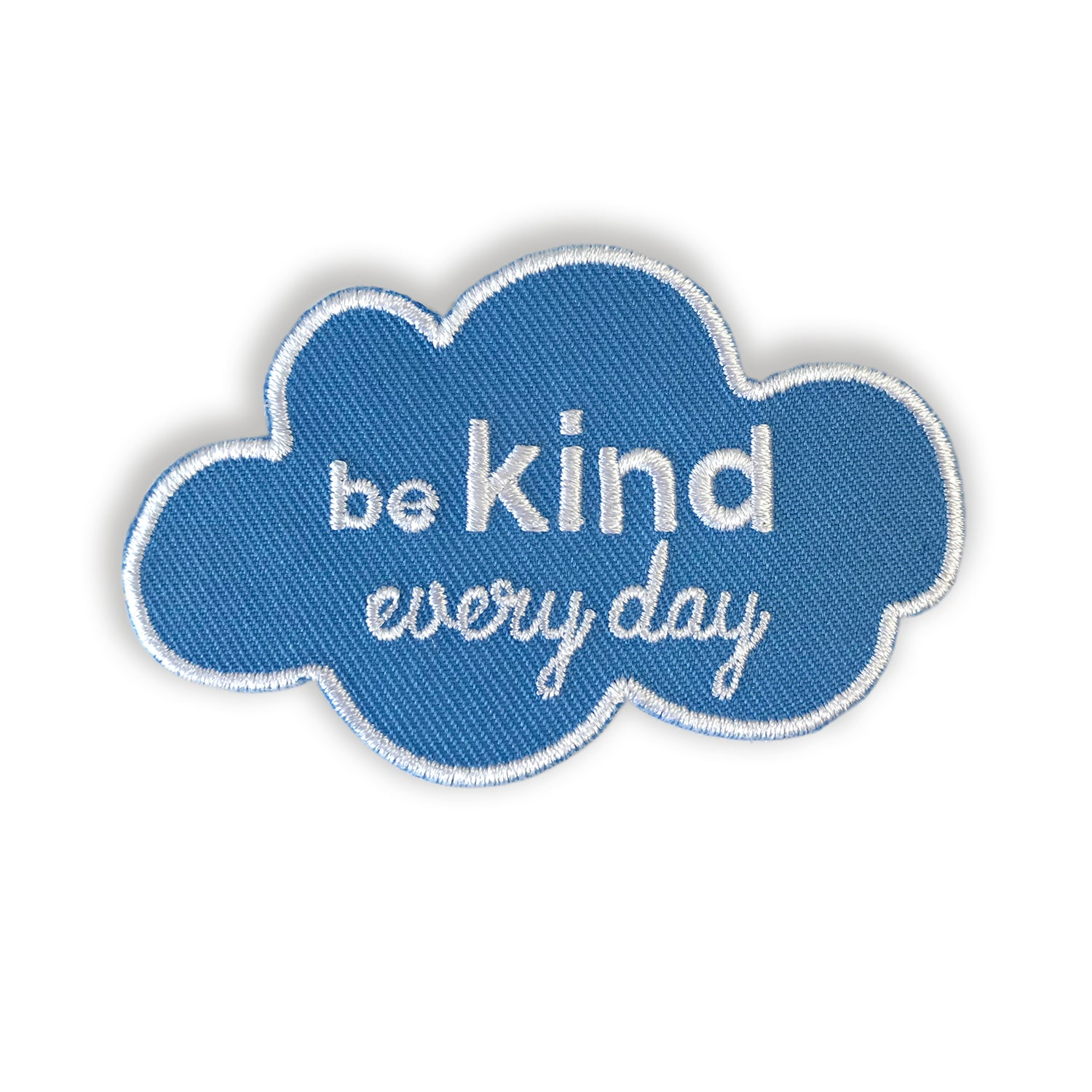 Be Kind Embroidered Patch - Auntie Mims