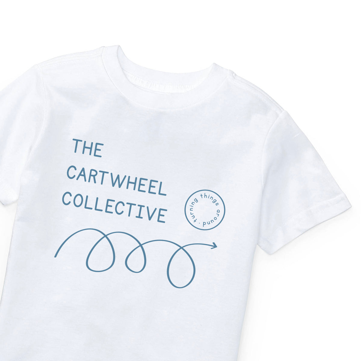 Cartwheel T shirt for children
