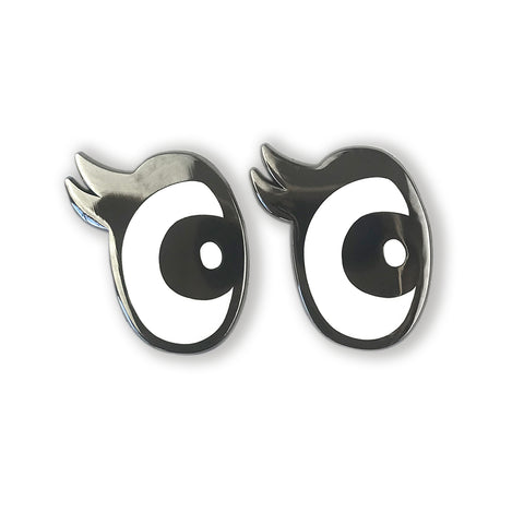 Pair of Eyes Enamel Pins - Auntie Mims