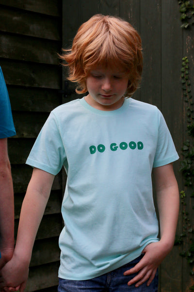 Do Good Inspire Others Double Sided  T shirt
