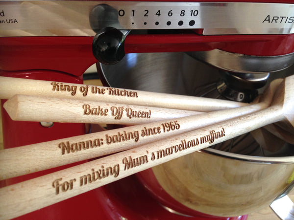 Spoon With A Personalised Message - Auntie Mims