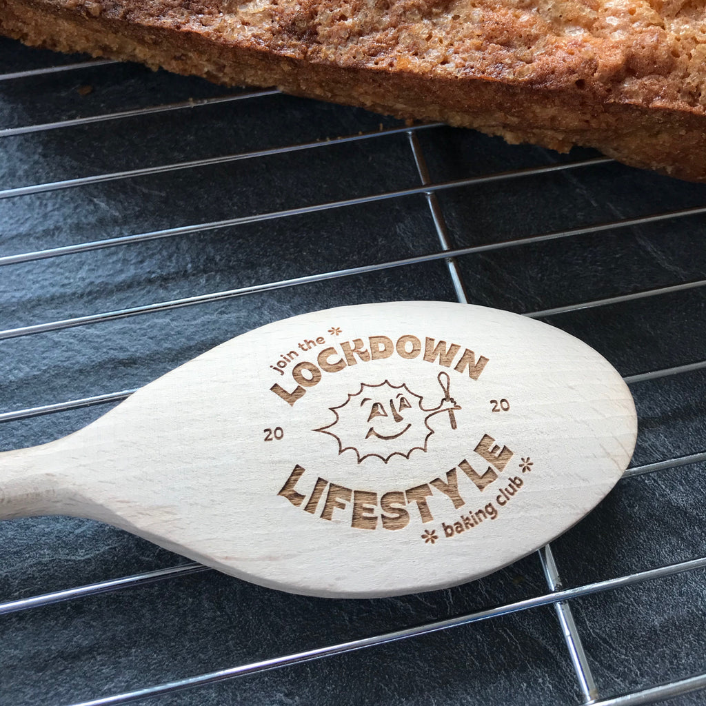 Lockdown Lifestyle Spoon