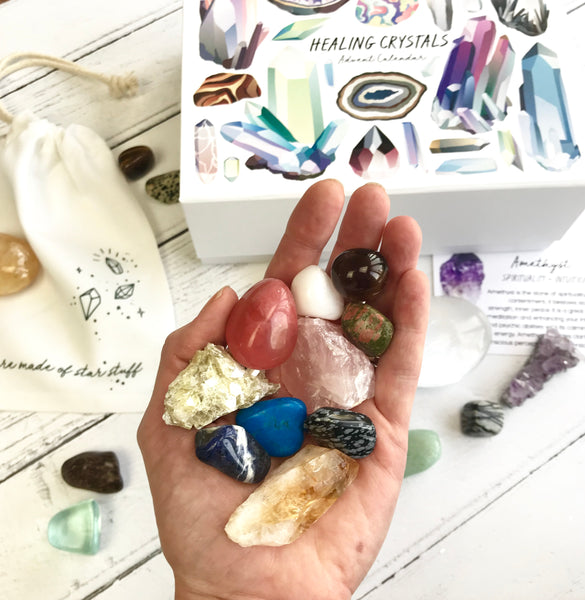 Healing Crystal Advent Calendar