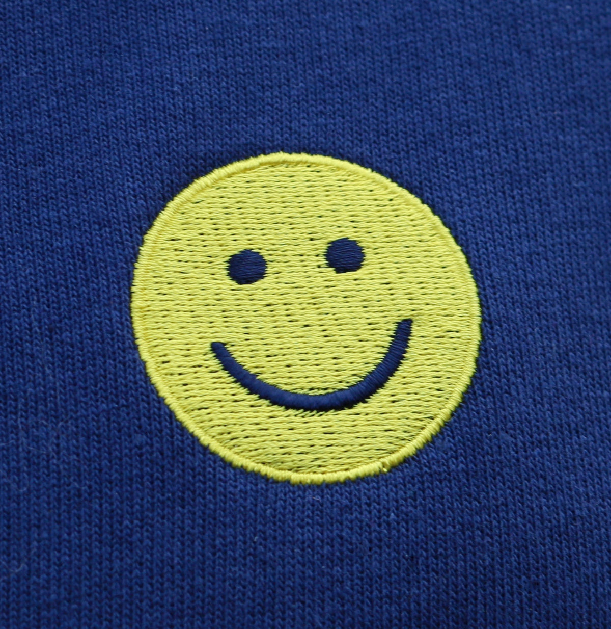 Happy Human Embroidered Sweatshirt for Children and Adults