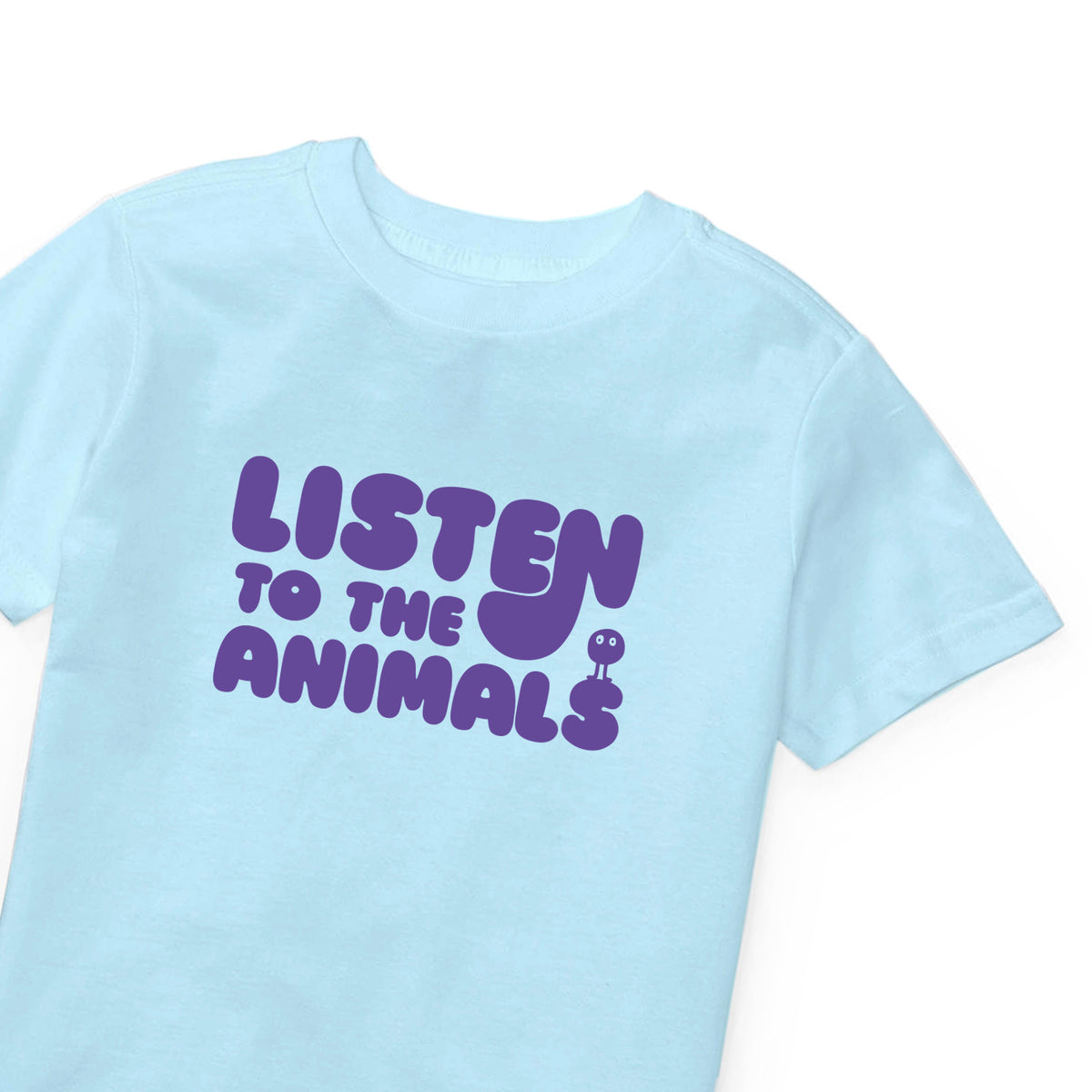 Listen To The Animals T shirt