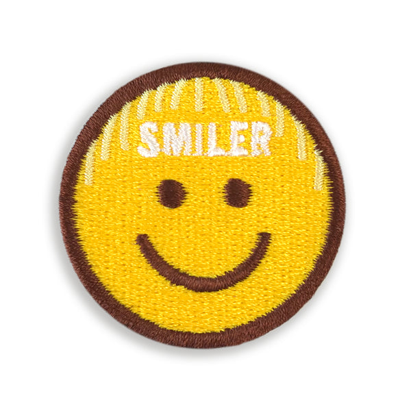 Merit Patch Awards For Grown Ups And Little People - SMILER - Auntie Mims