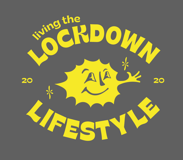 Unisex Sweatshirt - Lockdown Lifestyle