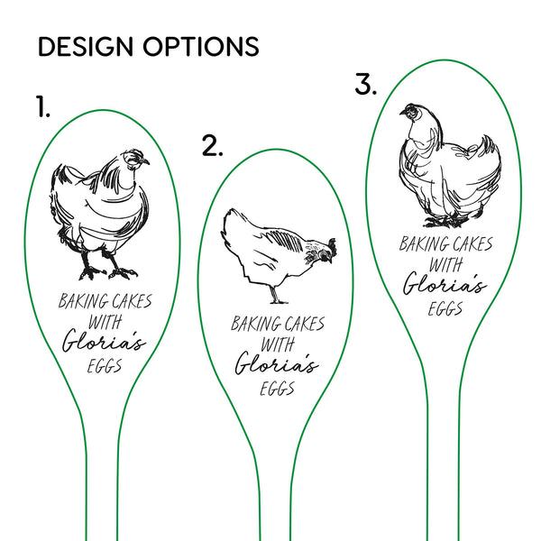 Chicken Keeper's Spoon