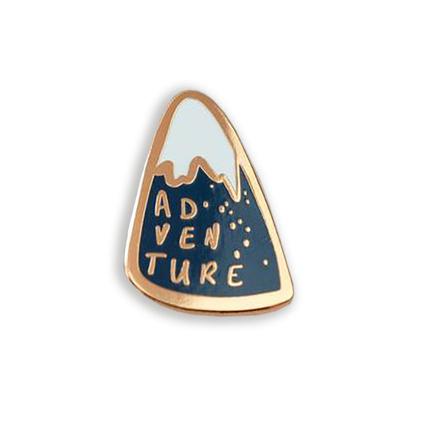 Adventure Enamel Pin - Auntie Mims