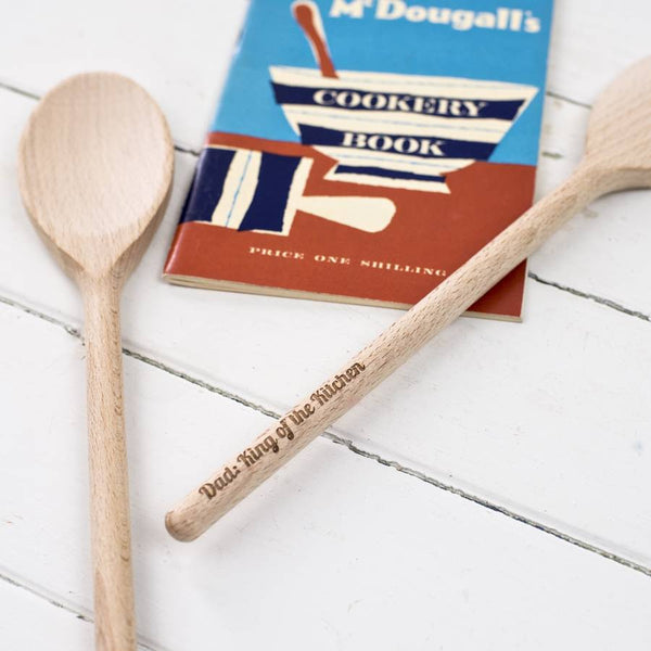 Spoon With A Personalised Message - a Unique gift and original gift from Auntie Mims ideal for Christmas